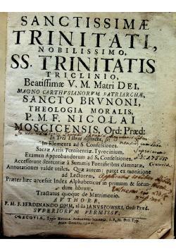 Theologia Moralis 1701 r