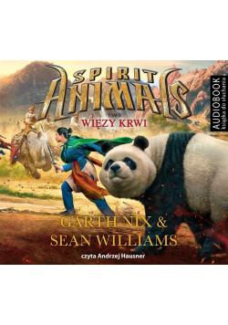 Spirit Animals Tom 3 Więzy krwi Audiobook