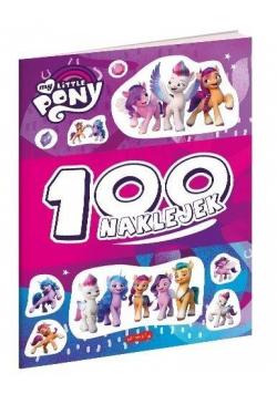 My Little Pony. 100 naklejek. Wydanie filmowe