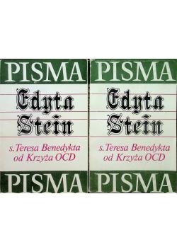 Stein Pisma Tom I i II