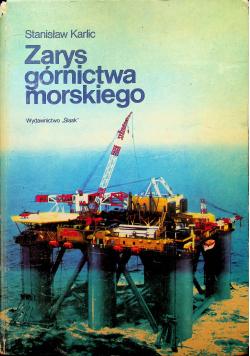Zarys górnictwa morskiego