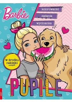 Barbie. Pupile