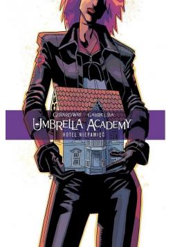 Umbrella Academy T.3 Hotel Niepamięć