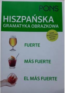Gramatyka obrazkowa hiszpańska PONS