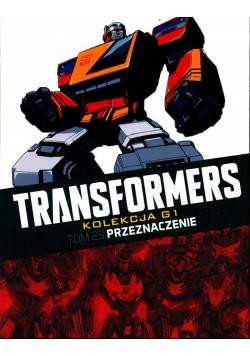 Transformers Tom 23 Przeznaczenie