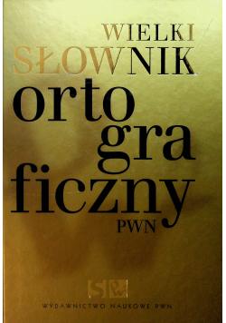 Wielki słownik ortograficzny PWN