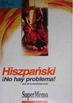 Hiszpański No hay problema