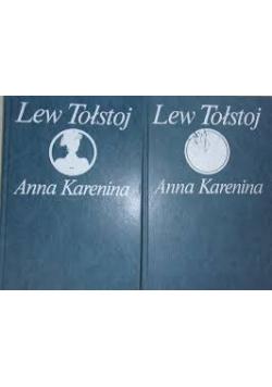 Anna Karenina 2 tomy