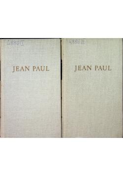 Jean Pauls Werke Tom I i II