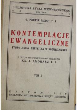 Konteplacje ewangeliczne Tom III