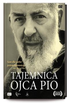 Tajemnica ojca Pio DVD + książka