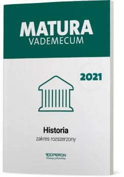 Matura 2021 Historia Vademecum ZR OPERON