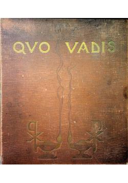 Quo Vadis 1902 r.