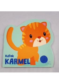 Moi mili przyjaciele Kotek Karmel