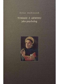 Tomasz z Akwinu jako psycholog