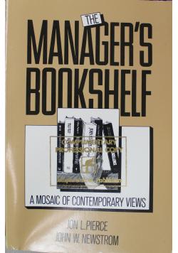 The Managers Bookshelf