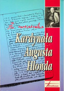 Z notatnika Kardynała Augusta Hlonda