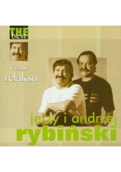 The best. Czas relaksu CD