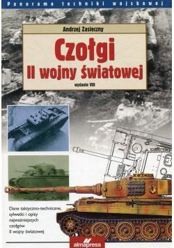 Czołgi II wojny światowej
