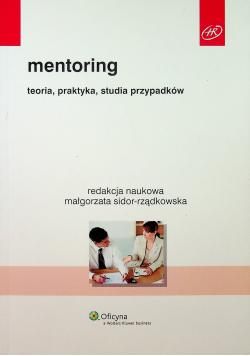 Mentoring Teoria praktyka studia przypadków