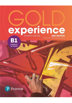 Gold Experience 2ed. B1 SB PEARSON