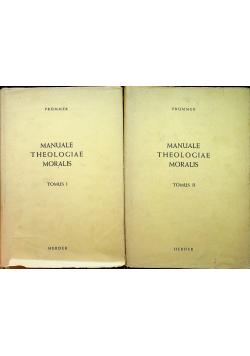 Manuale Theologiae Moralis Tomus I i II