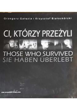 Ci którzy przeżyli