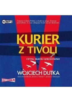 Kurier z Tivoli audiobook