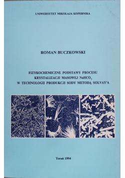 Fizykochemiczne podstawy procesu krystalizacji masowej NaHCO3 w technologii produkcji sody metodą solaya