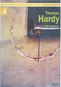 Hardy 55 wierszy