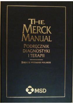 The Merck Manual Podręcznik Diagnostyki i Terapii