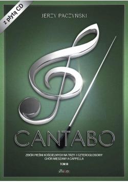 Cantabo T.3 Zbiór pieśni chóralnych+CD