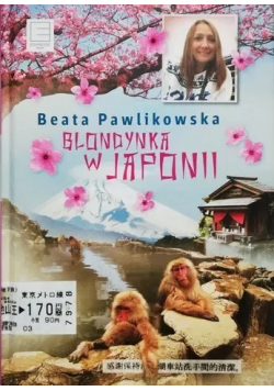 Blondynka w Japonii
