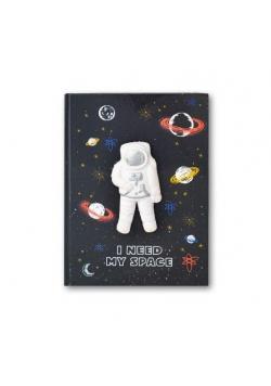 Notatnik Squishy Kosmos STnux