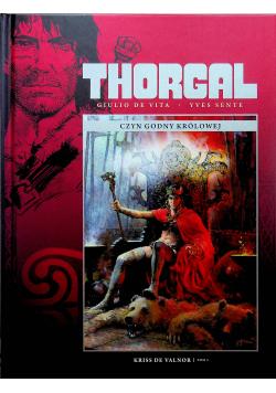 Thorgal Czyn godny królowej
