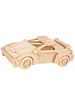 Łamigłówka drewniana Gepetto -Samochód rajdowy G3