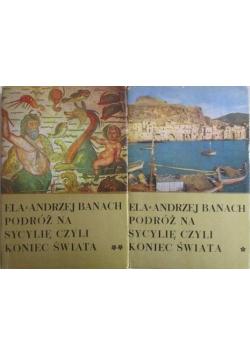 Podróż na Sycylię czyli koniec świata Tom I i II