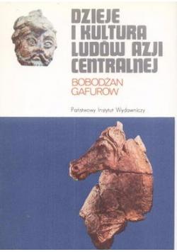 Dzieje i kultura ludów Azji Centralnej