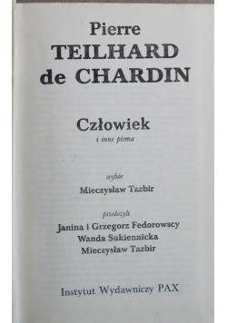 Chardin Człowiek