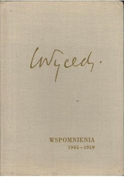 Wycech Wspomnienia 1905 - 1939