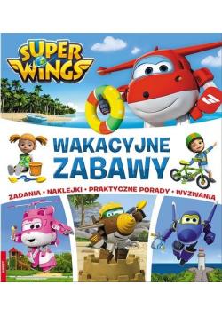 Super Wings. Wakacyjne zabawy