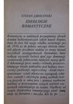 Ideologie romantyczne