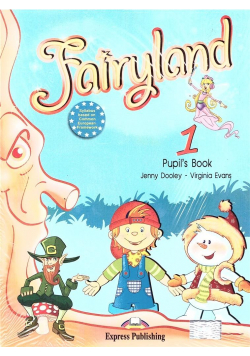 Fairyland 1 PB + Interactive eBook