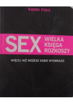 Sex wielka księga rozkoszy