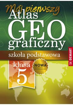 Atlas geograficzny. Szkoła podstawowa 5 -8 klasa