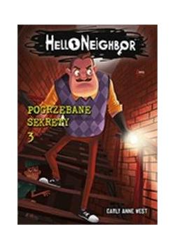 Hello Neighbor T.3 Pogrzebane sekrety