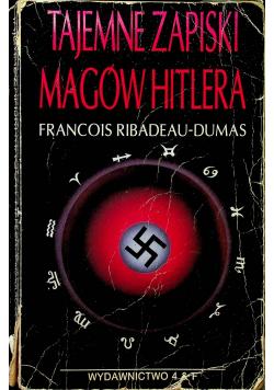 Tajne Zapiski Magów Hitlera