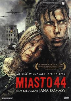 Miasto 44 DVD