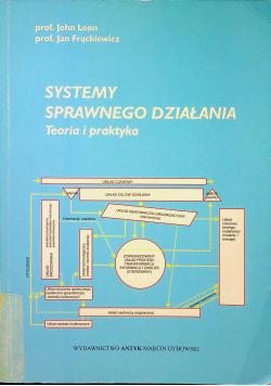 Systemy sprawnego działania Teoria i praktyka