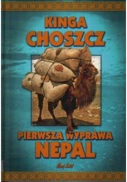 Pierwsza wyprawa Nepal